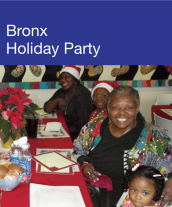 Community Events - Bronx Holiday Party