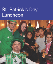 Community Events - Macy's St. Patrick's Day Luncheon