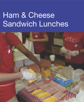 Community Events - Macy's Ham & Cheese Sandwich Lunches
