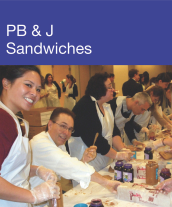 Community Events - Macy's Peanut Butter & Jelly Sandwich Days