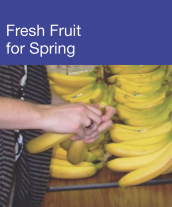 Community Events - Fresh Fruit for Spring