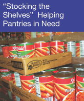 Community Events - Stocking the Shelves