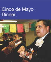 Community Events - Cinco de Mayo Dinner