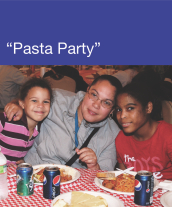 Community Events - Annual Pasta Party
