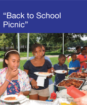 Community Events - Back to School Picnic