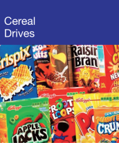 Community Events - Cereal Drives