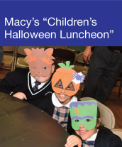 Community Events - Macy's 'Children's Halloween Luncheon'