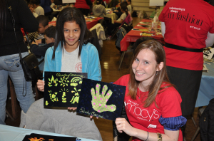 Community Programs - Children's Arts & Crafts Luncheon