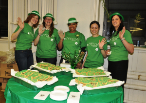 Community Programs - St. Patrick's Day Luncheon