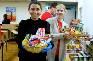 St Francis Food Pantries Amp Shelters Easter Baskets 2018