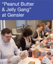 Community Events - 'Peanut Butter & Jelly Gang' at Gensler
