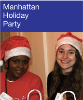 Community Events - Manhattan Holiday Party
