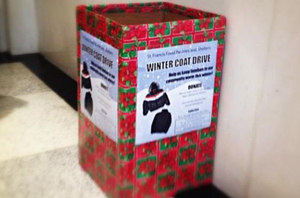 St Francis Food Pantries Amp Shelters Winter Coat Drive 2013
